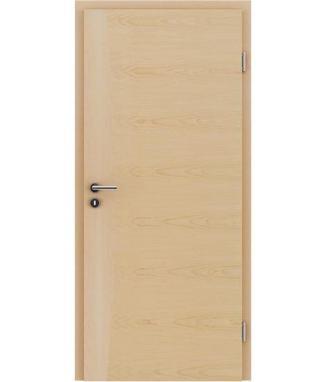 Furnierte Innentür mit Intarsieneinlagen HIGHline – I14 Ahorn