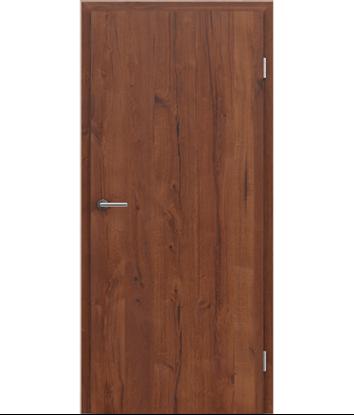 Picture of Furnierte Innentür mit längsverlaufender Struktur GREENline PRESTIGE - Altholz matt lackiert