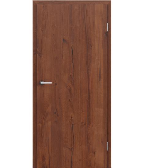 Furnierte Innentür mit längsverlaufender Struktur GREENline PRESTIGE - Altholz matt lackiert