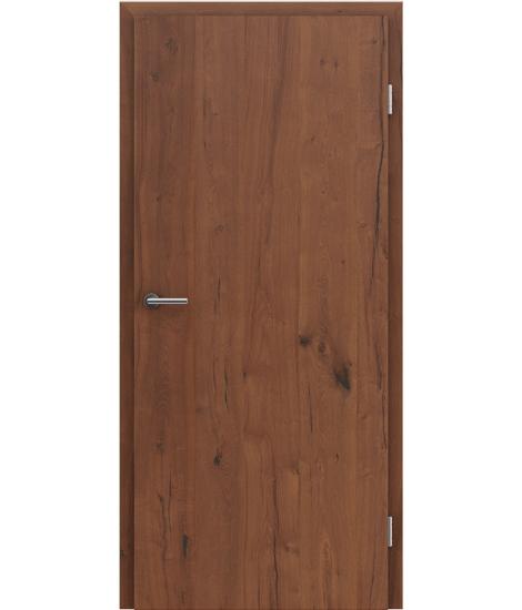 Furnierte Innentür mit längsverlaufender Struktur GREENline PRESTIGE - Altholz natur geölt